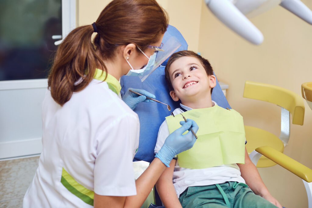 tandarts kind